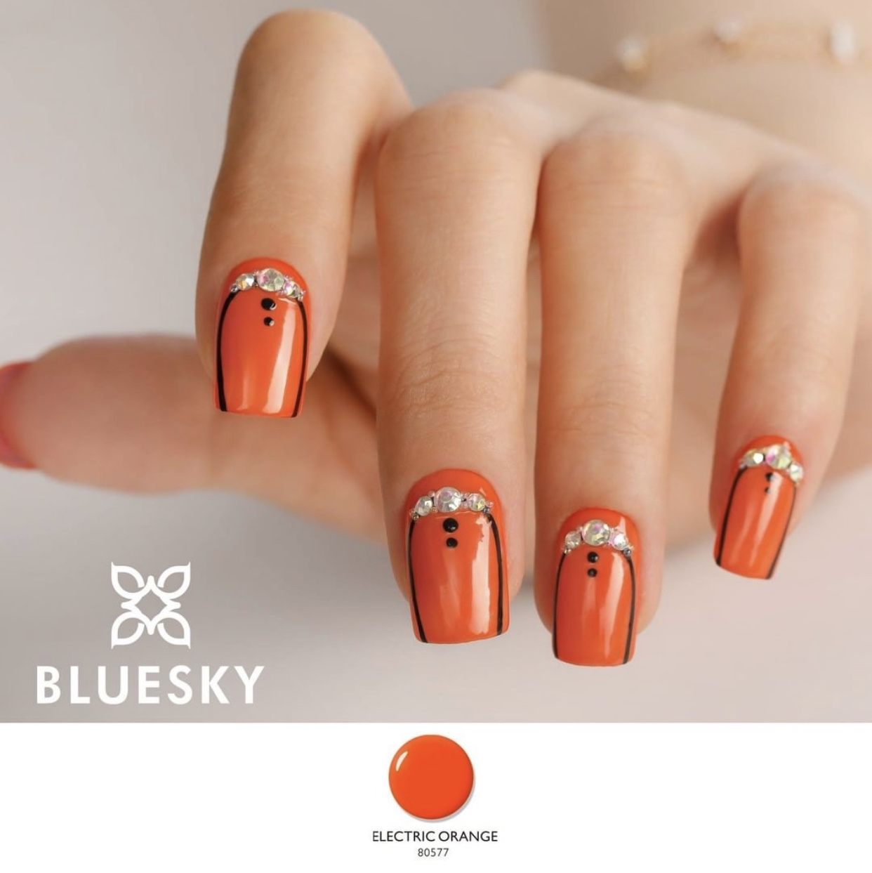 Bluesky Offers More than 1,000 Colors of Gel Polish