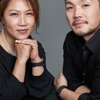 Vera Oh and Joseph Choi