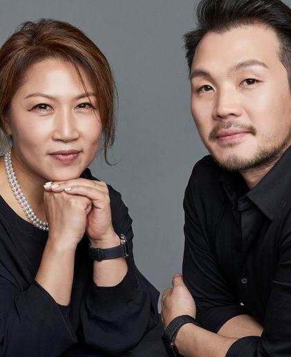 Vera Oh and Joseph Choi   -