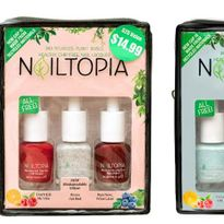 Nailtopia Holiday Features Biodegradable Glitter Lacquer