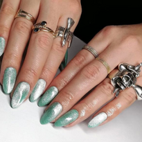 10 New Year's Nail Designs to Kiss 2020 Goodbye