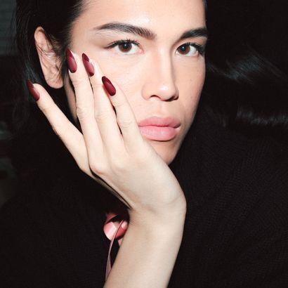 Long on Drama: Nails by KISS at Prabal Gurung's Pre-Fall/Fall 2021 Collection