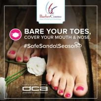 When Choosing a Nail Salon for Their Next Pedicure, Here's What Clients Are Told to Look For