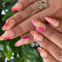 Hand Painted Nail Designs You Can Wear All Summer