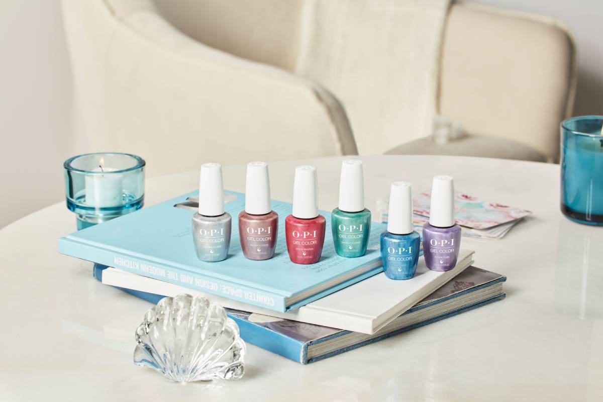 OPI Launches New Velvet Vision Pro Collection