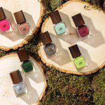Nails are Shrek-ish with LaPierre Cosmetics' New Shades