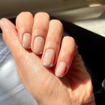 OPI Nail Look: Gemma Chan Eternals Premiere