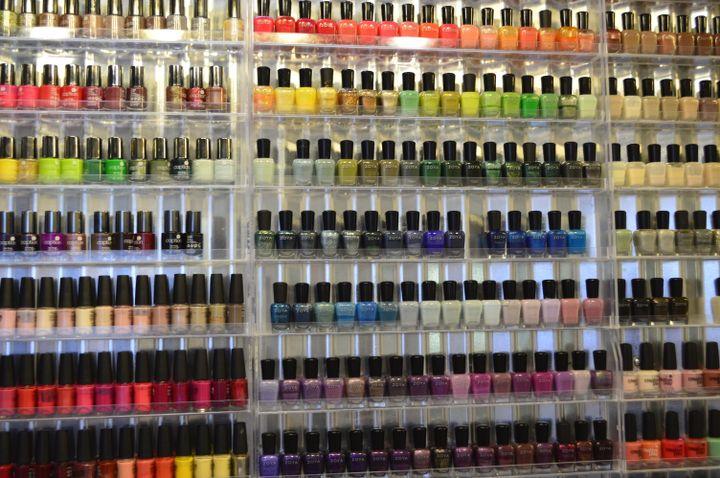 Lacquered Nail Salon  -