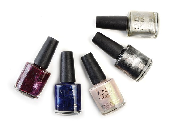 """<p>CND Vinylux Holiday 2019 Crystal Alchemy Collection</p>  <p><a href=""""http://www.cnd.com"""">www.cnd.com</a></p>"""