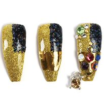 Nail Art Studio: Gold Standards