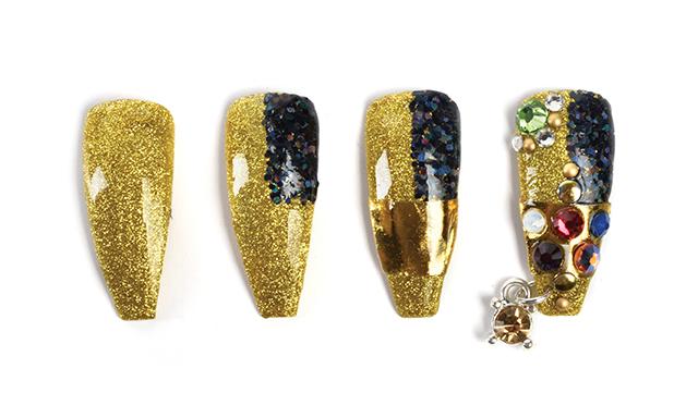 Nail Art Studio: Gold Standards