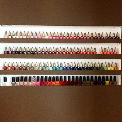 Jeweled Nails  -