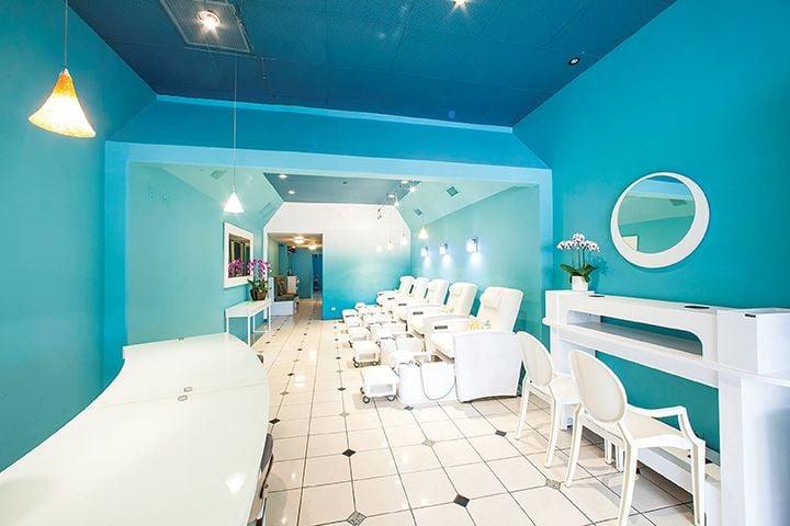 Aqua Skin and Nail Care, Santa Barbara, Calif. -