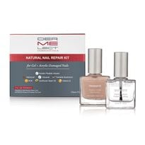 Dermelect Top and Base Coats Restore Damaged Nails