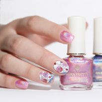 Born Pretty Holographic Laser Stamping Polish Tutorial