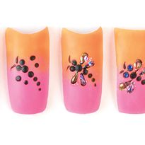 Nail Art Studio: Dotted Dragonflies