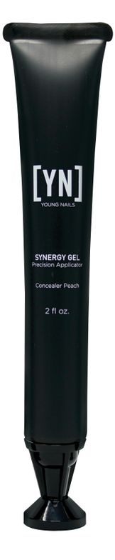 """<p>Young Nails Synergy Gel Applicator<br /> <a href=""""http://www.youngnails.com """">www.youngnails.com&nbsp;&nbsp; &nbsp;</a></p>"""