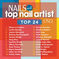 Introducing the Top 24 for Season 7 of NAILS Next Top Nail Artist