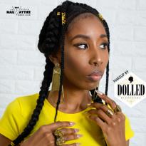Look 20: YBG Bold