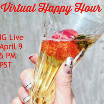 Join NAILS for Virtual Happy Hour