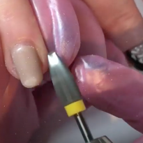 Using an E-File to Remove Gel-Polish