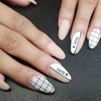 "Day 272: ""Basic"" Nail Art"