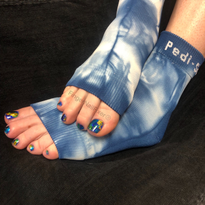 How Do You Use Your Pedi-Sox?