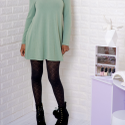 Look 16: Soft Green