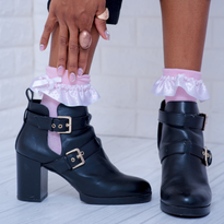 Look 3: Nails & Socks