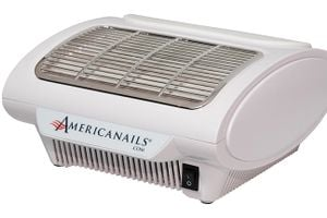 Breathe Easy With the Americanails Dust Collector