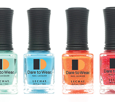 Brighten Your Summer With LeChat's Colorful Moments Collection