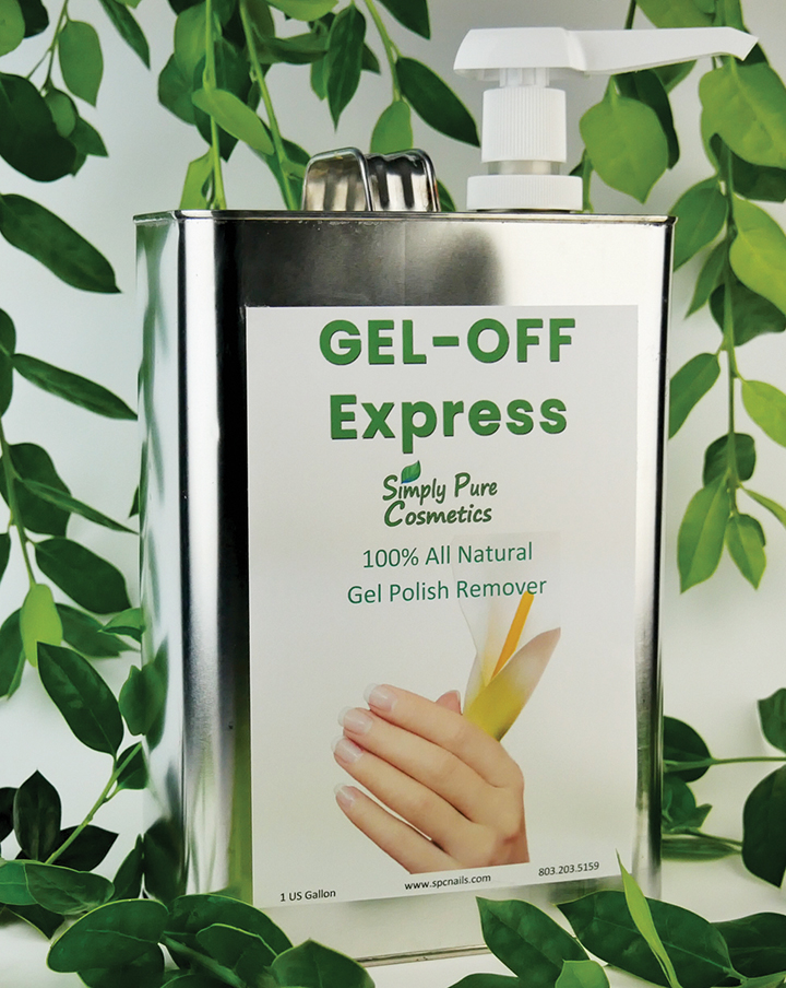 Remove Gel-Polish Quickly With Gel-Off
