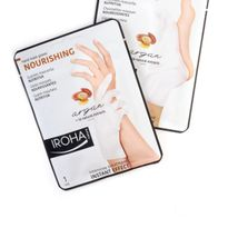 Iroha Hand and Foot Masks Nourish Skin