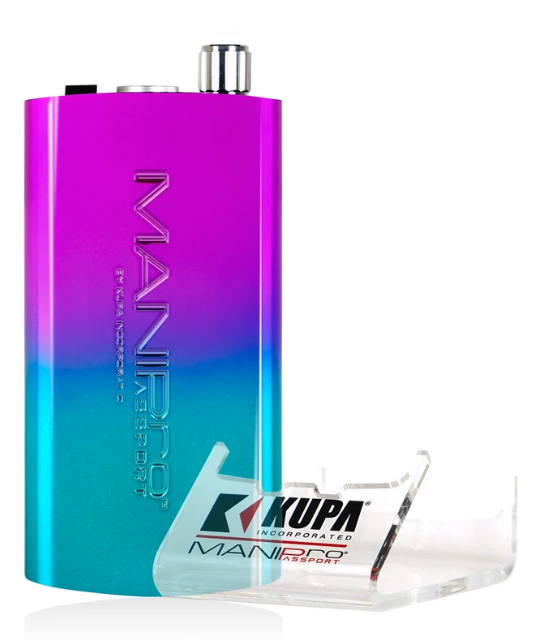 Kupa MANIPro Passport Now Available in New Colors