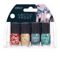 ORLY Introduces Arctic Frost Winter 2019 Collection