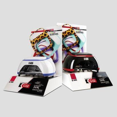 KUPA MANIPro Glo Cordless Lamp Allows for Colorful Customization