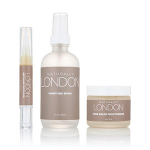 Naturally London Spa Manicure Kit