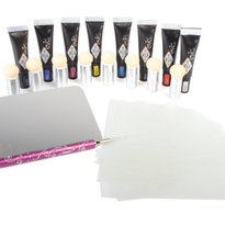 High Pigmented Nail Art Kit