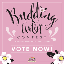 Voting for Wildflowers Budding Artist Contest