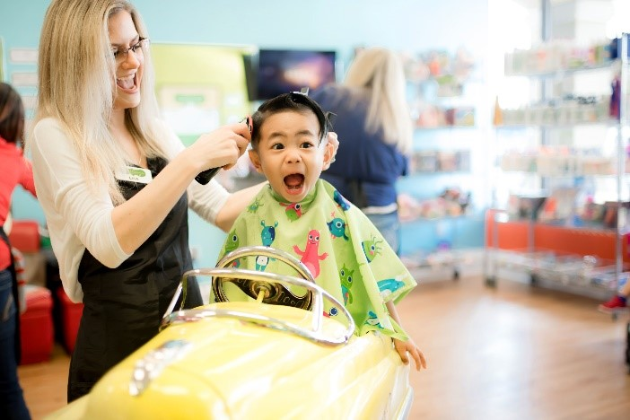 Kid Stuff: Pigtails & Crewcuts Kids Salons Expanding