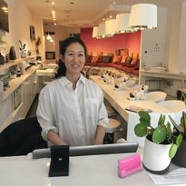 Tina Wang, co-owner of Dashing Diva Nail Lounge in Brooklyn, New York, has used her SpotOn...