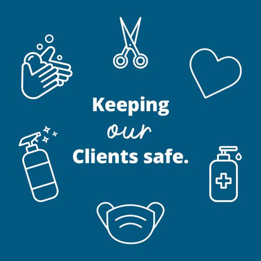 The Kao Salon Industry Recovery Initiative also sent Reopening Kits with masks, hand sanitizer and other sanitation support pieces to 2,000 salons nationwide.   -