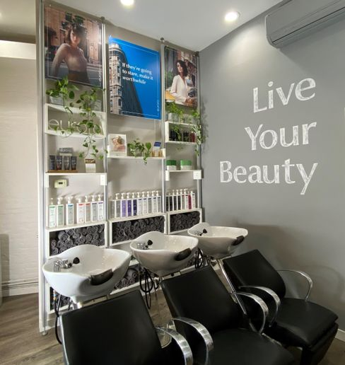 "From first impression at check-in to a new version of ""sampling"" at the backbar and styling station, Eufora helps salons and guests succeed and ""Live Your Beauty"" through challenging, competitive times.