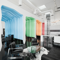 Salon Design: Color Can Be an Uplifting Force in the New Year