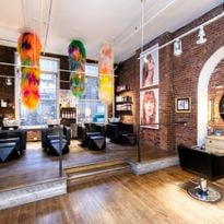 Salon Tour: Suite Caroline's Artistic Loft in the Heart of SoHo