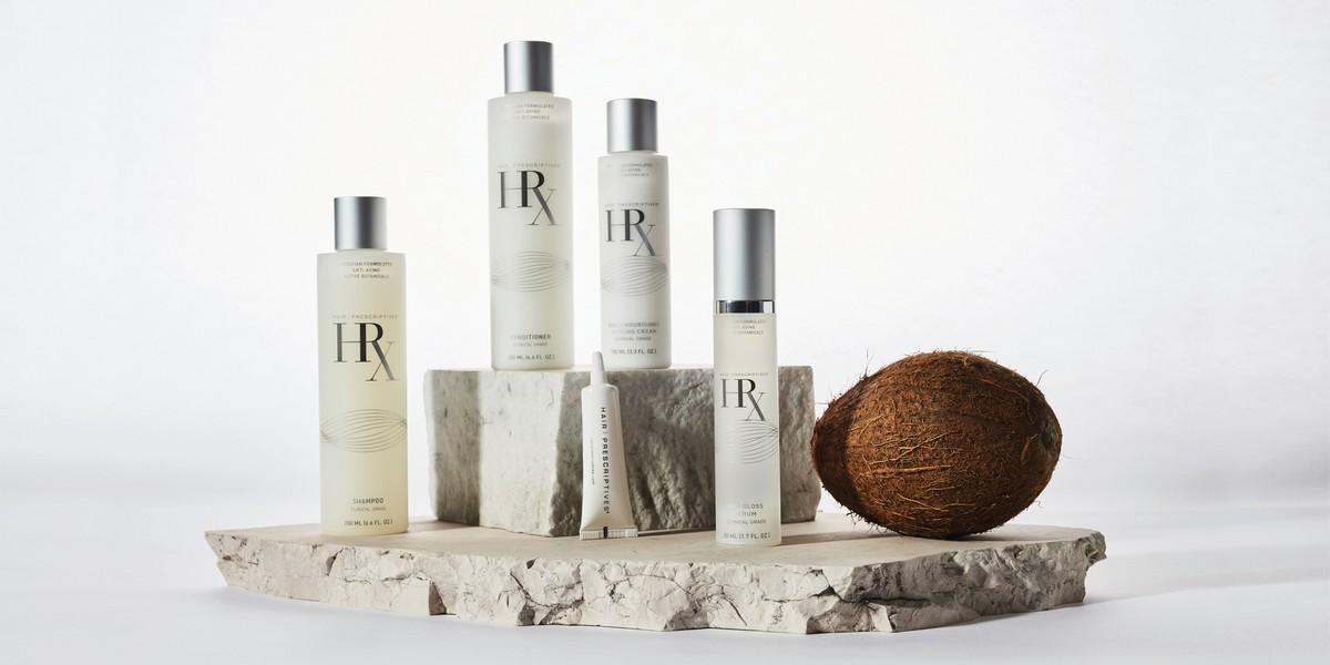 Hair Prescriptives (HPx) Introduces Botanically Based Hair System