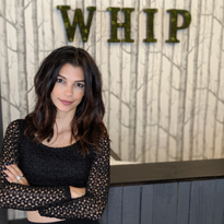 Marcelle Tiffany is the first franchisee owner at Whip Salon.