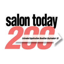 SALON TODAY 200 Application Deadline Extended to September 15