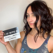 A Whip Salon guest takes the #GetWhipped challenge, and posts a picture of their new look with...