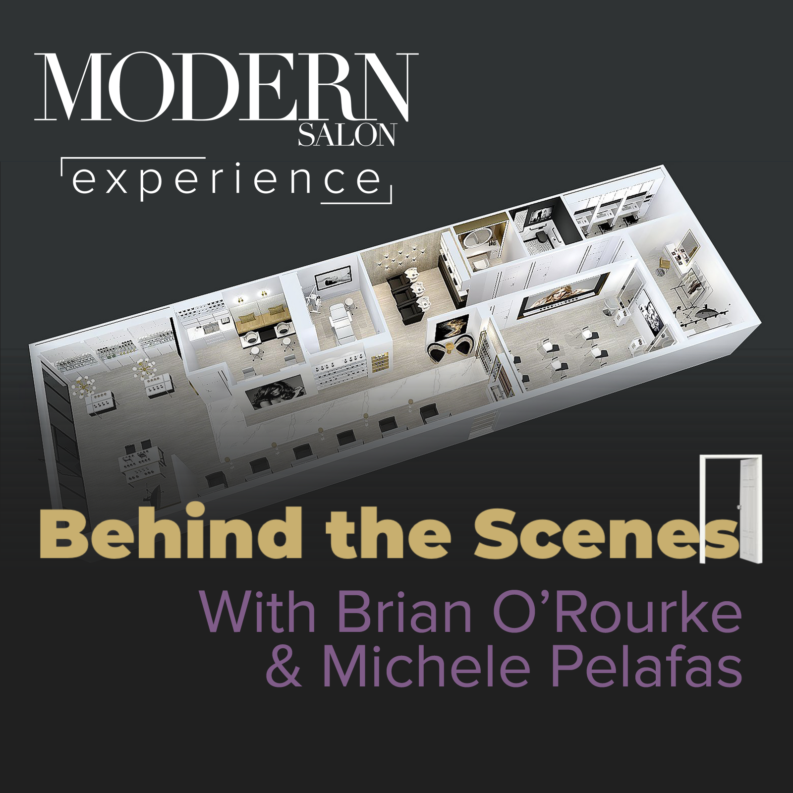 Modern Salon Experience - Behind the Scenes